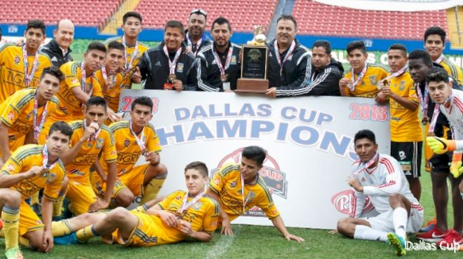 From Beckham To González, The Dallas Cup Is Proving Ground For Future Stars