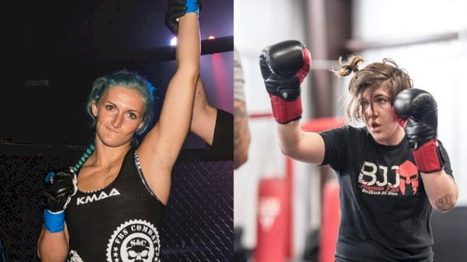 Shanna Young vs. LFA Champ Sarah Alpar Slated For Contender Series
