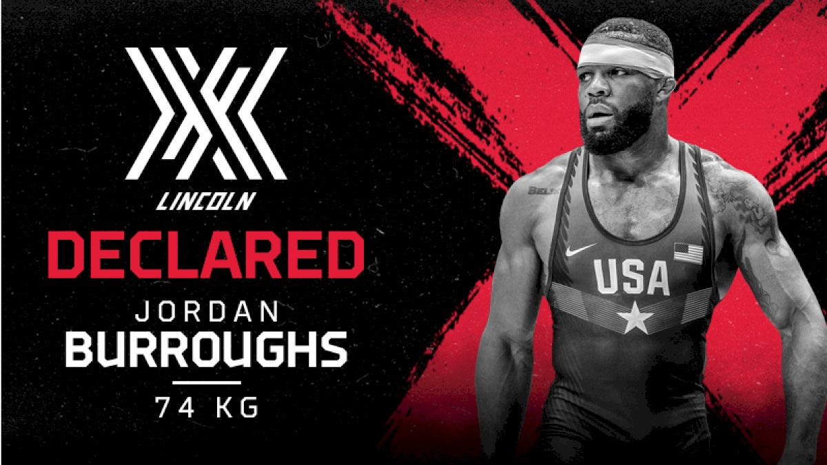 11e221c5a1c 2012 Olympic champion and four-time World champion Jordan Burroughs  (Lincoln, Neb./Sunkist Kids/Nebraska WTC) has officially accepted his berth  in Final X. ...