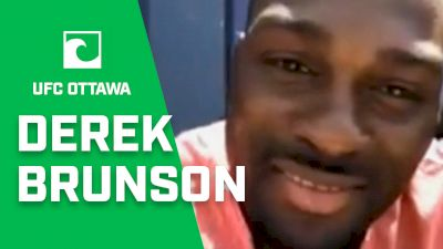 Derek Brunson Training At Hard Knocks Ahead Of UFC Ottawa