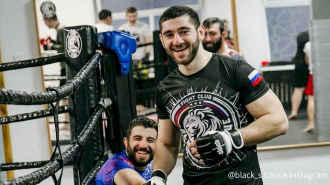Bellator MMA Inks Russian Middleweight Grachik Bozinyan