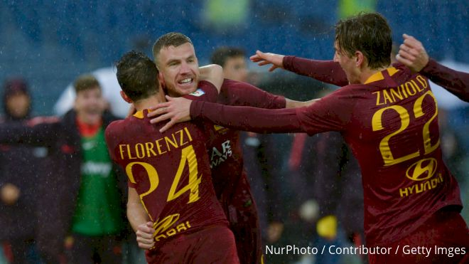 Dzeko, Ranieri Lead Roma To Pragmatic Win, But Is It Too Late For Europe?