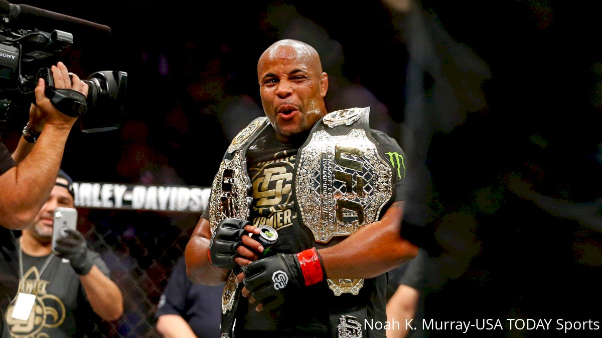 Wrestling Produces The Most UFC Champions Of Any Fighting Discipline