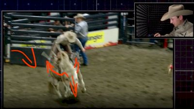 How To Stay Aggressive On A Fast Bucking Horse With Clay Elliott