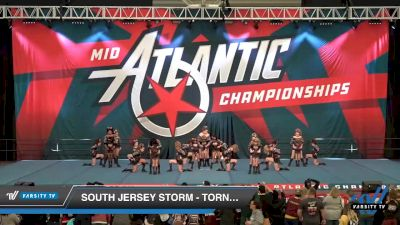 South Jersey Storm - Tornadoes [2020 L2 Youth Day 2] 2020 Mid-Atlantic Championships