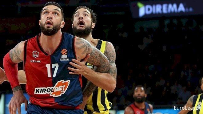 Upsets Rock Game 2 Of EuroLeague Playoffs