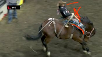 How To Recover From Getting Strung Out On A Bucking Horse With Zeke Thurston