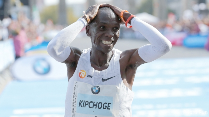 picture of Eliud Kipchoge