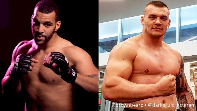 Devin Clark vs. Darko Stosic Slated For UFC Stockholm