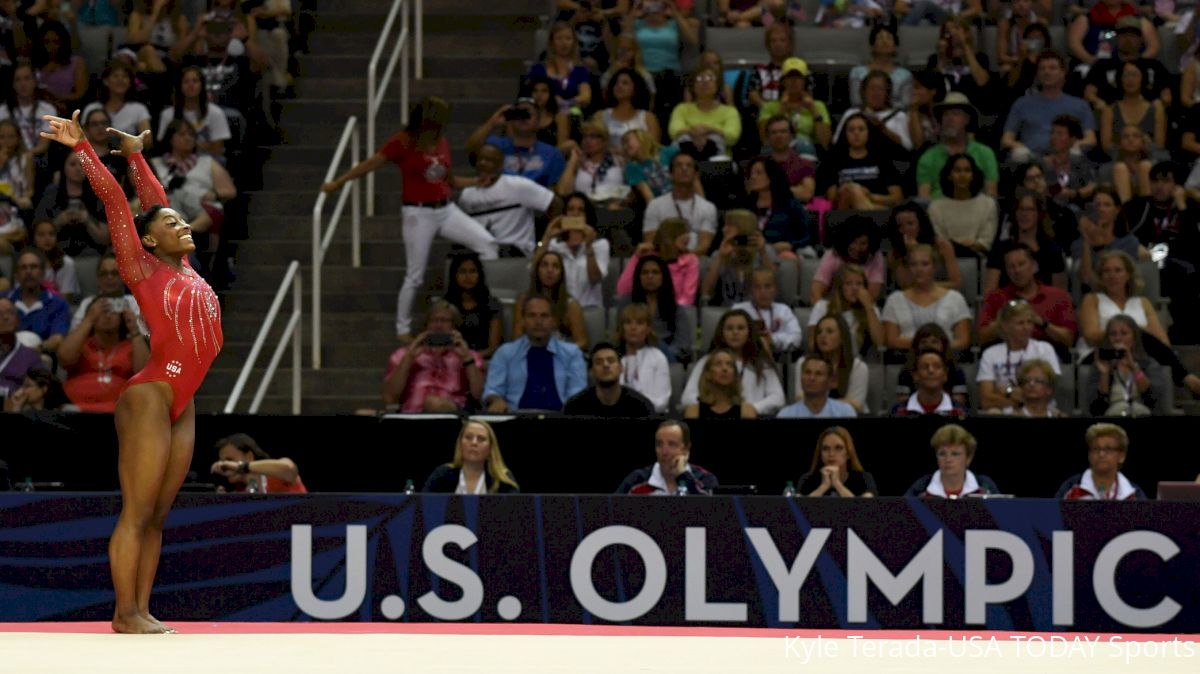 Gymnastics Olympic Team Size Reduced To Four
