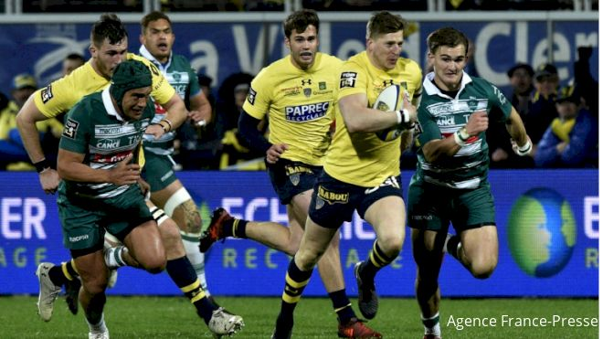 Saracens Attempt Champions Cup Send Off for David Strettle