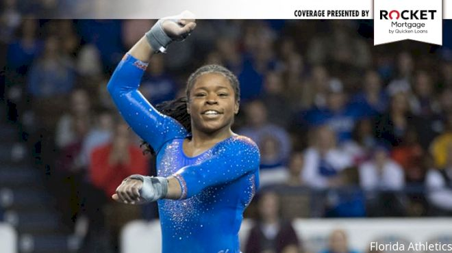 Individual All-Around Competitors At 2019 NCAAs