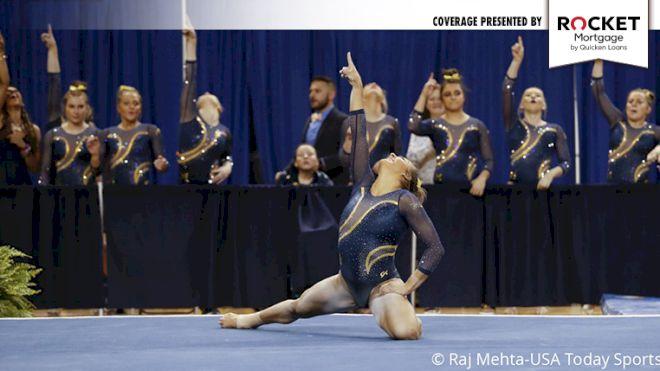 UCLA & Michigan Qualify To NCAA Championships