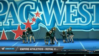 Empire Athletics - Royal Court [2020 L1 Youth - D2 - Small - A Day 2] 2020 PacWest