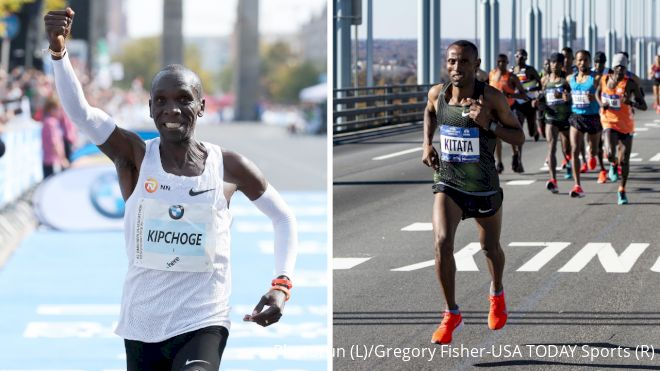 Meet The Men Who Will Try To Slay Kipchoge At The London Marathon