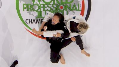 Ffion Davies vs Kira Sung Abu Dhabi World Professional Jiu-Jitsu Championship