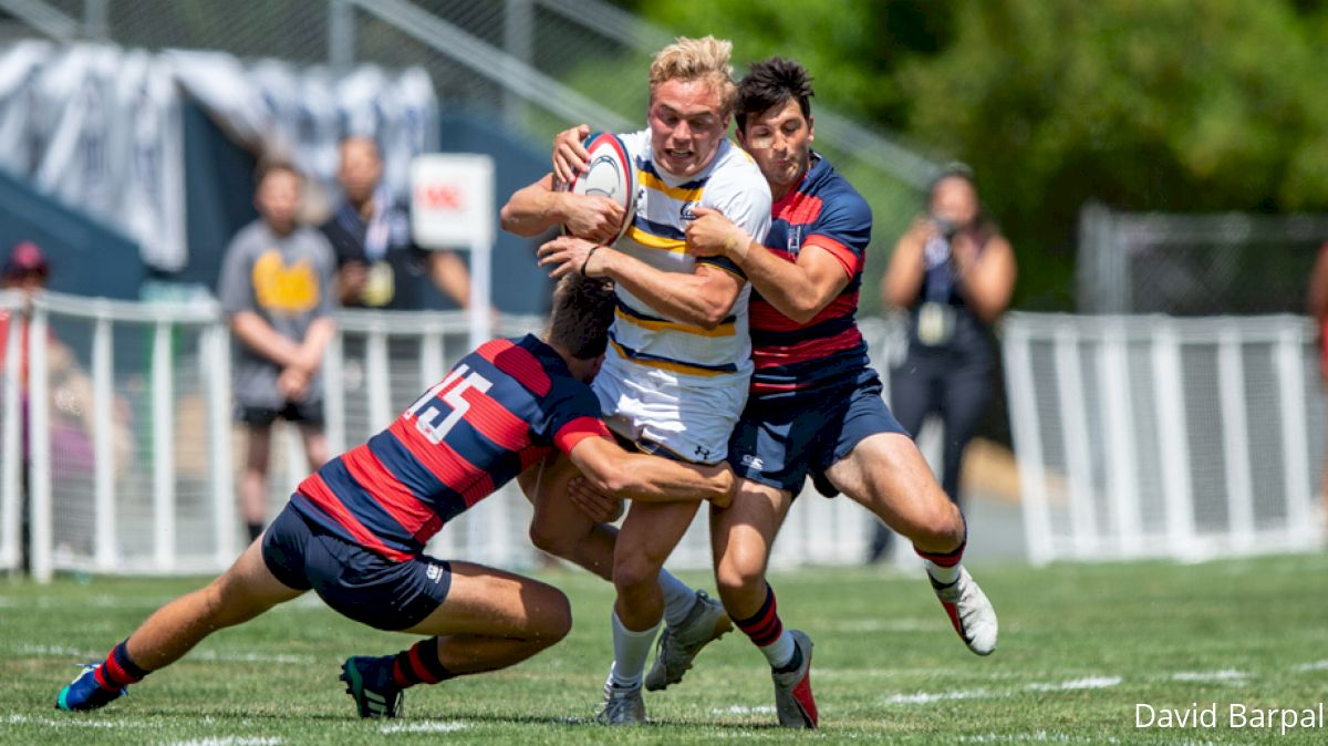 FloRugby D1A All-American 1st Team
