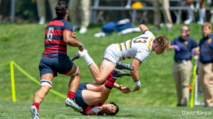 2019 D1A College SF: Cal vs Saint Mary's