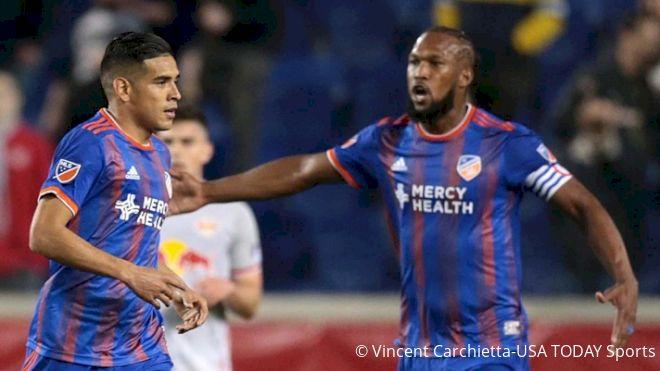 4 Positives In A Difficult Major League Soccer Debut From FC Cincinnati