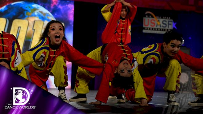 Junior Dance's C-Star Is The Future