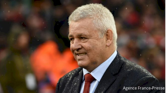 A Boat Race For 3rd Place? Gatland Thinks So