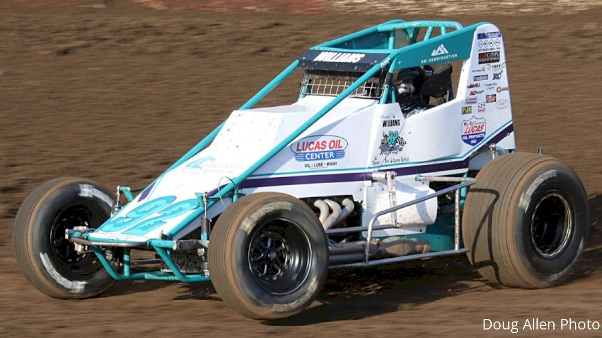 USAC/CRA Sprints Rumble at Ventura Saturday