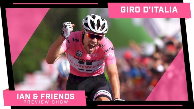 Key Stages And Contenders At The 2019 Giro