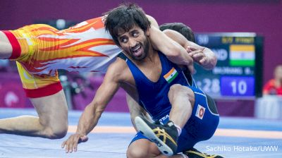 Why We All Love Bajrang Punia