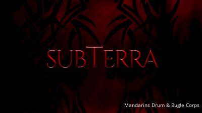 """Mandarins Present 2019 Show """"Subterra"""""""