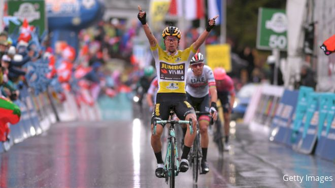 Roglic Appears Unstoppable With Second Romandie Stage Win