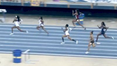 Women's 200m, Final - Kayla White 22.52 NCAA Lead