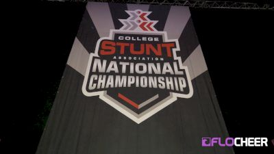 Day 1 Highlights: College STUNT Nationals