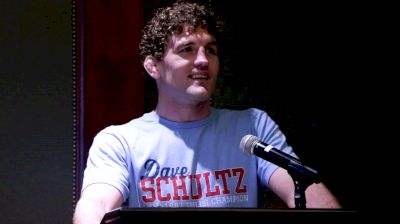 Ben Askren At The Beat The Streets Press Conference