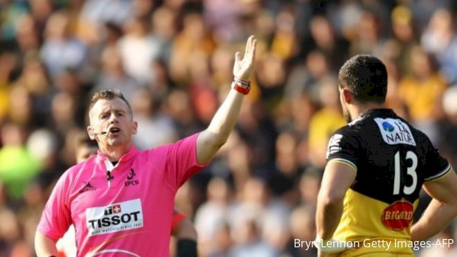 Officials Named For 2019 Rugby World Cup