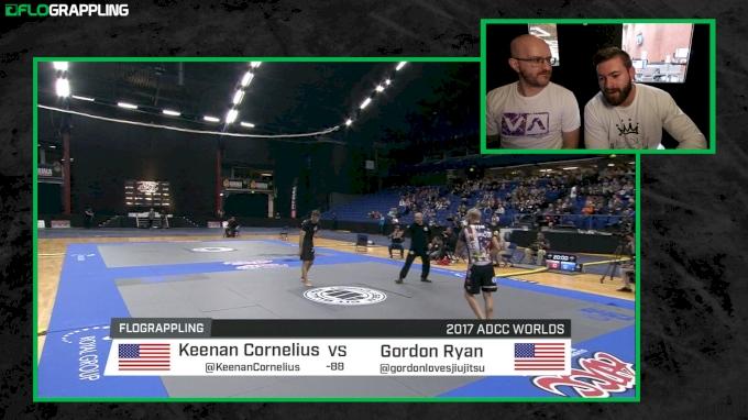 Gordon Analyzes ADCC Final vs Keenan