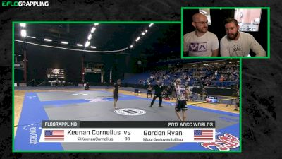 Gordon Ryan Analyzes ADCC Final vs Keenan Cornelius