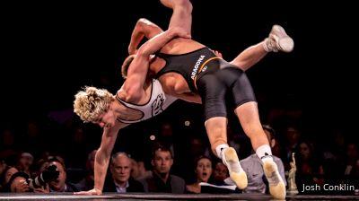 138 lbs JoJo Aragona (SKWC) vs Adam Busiello (New York)