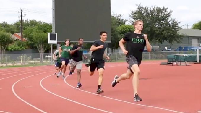 Workout Wednesday: Matthew Boling