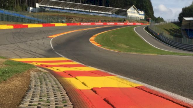 The Challenge of Eau Rouge Lies in Wait