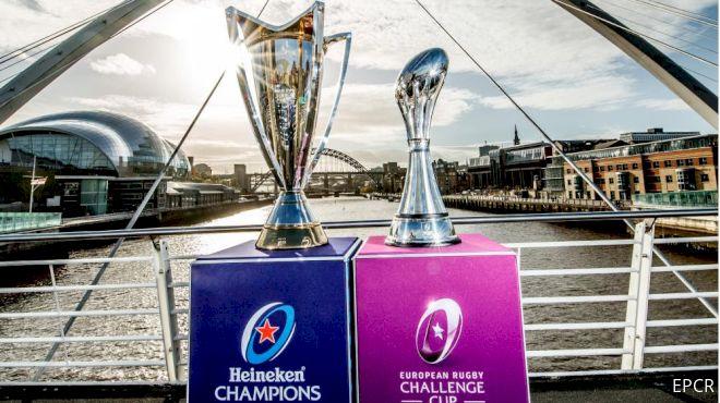 European Championships Catch World's Eye