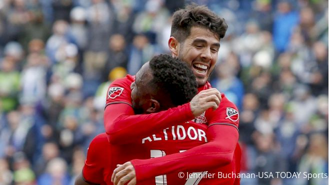 D.C. United Face Stiff Test With Pozuelo Pulling The Strings For TFC