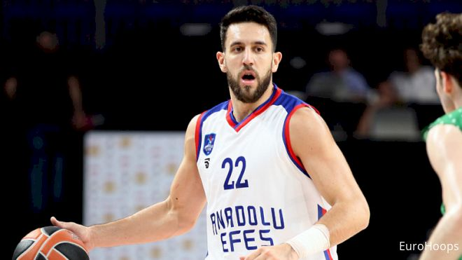 Usual Suspects Plus Upstart Efes In EuroLeague Final Four