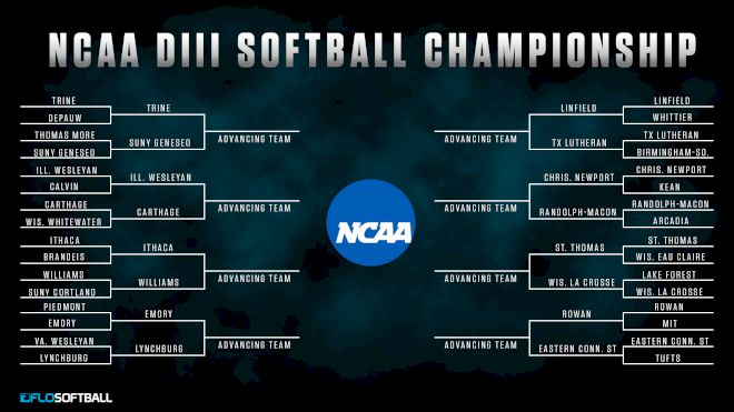 2019 NCAA Softball Division III Super Regionals Preview