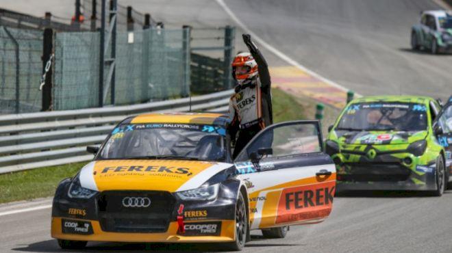 Nuriev Takes 2nd Win on the Bounce at Spa
