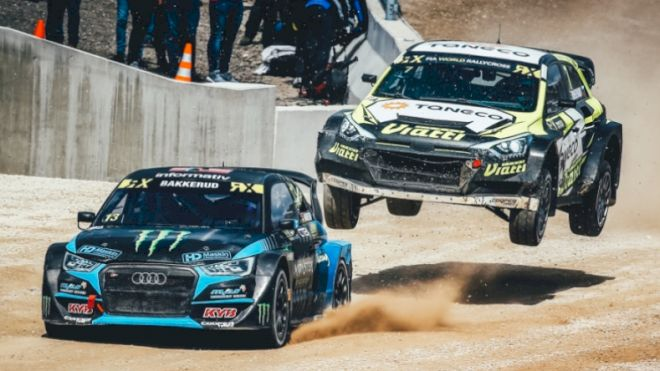 Winners and Losers: Spa World RX