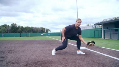Lauren Chamberlain: How To Turn A Double Play From First Base