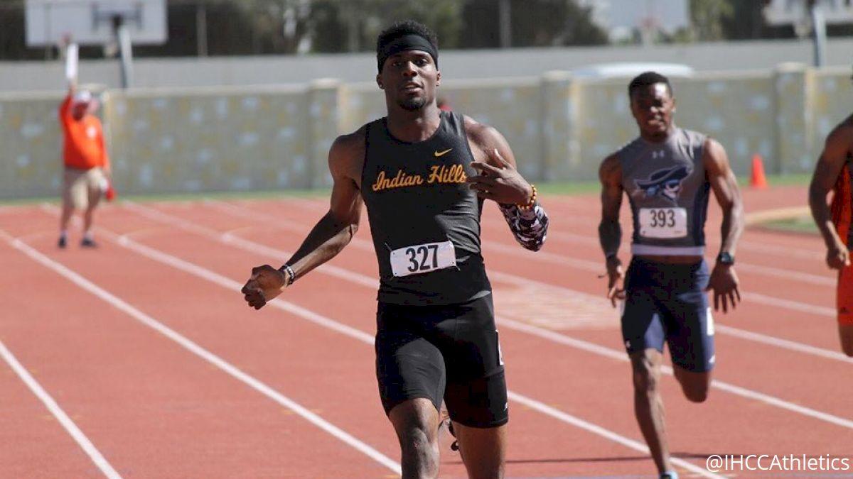 Kenny Bednarek Runs Fastest Wind-Aided 200m In History