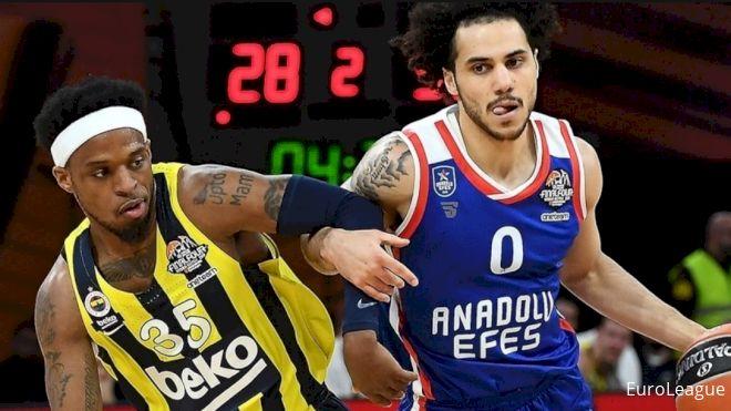 Efes vs CSKA Set For EuroLeague Title Game