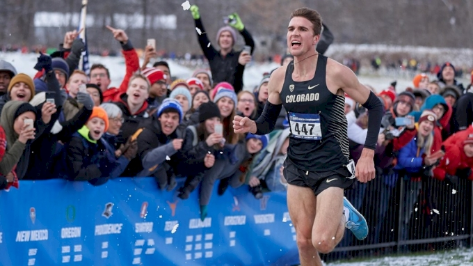 picture of 2019 DI NCAA Mountain XC Regional