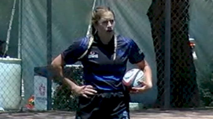 Sara Cook: Air Force Try Machine